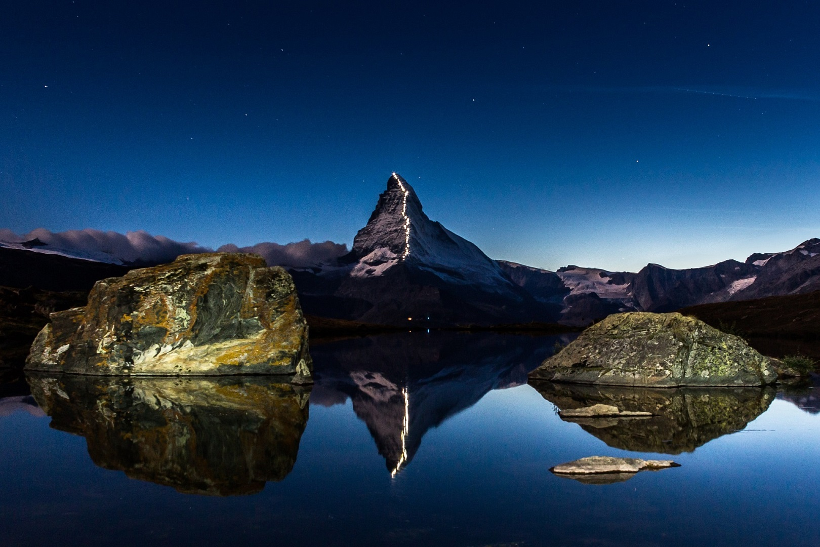 Zermatt is a place of superlatives