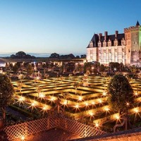 "Live ""the nights of a thousand fires"" at Villandry Castle"