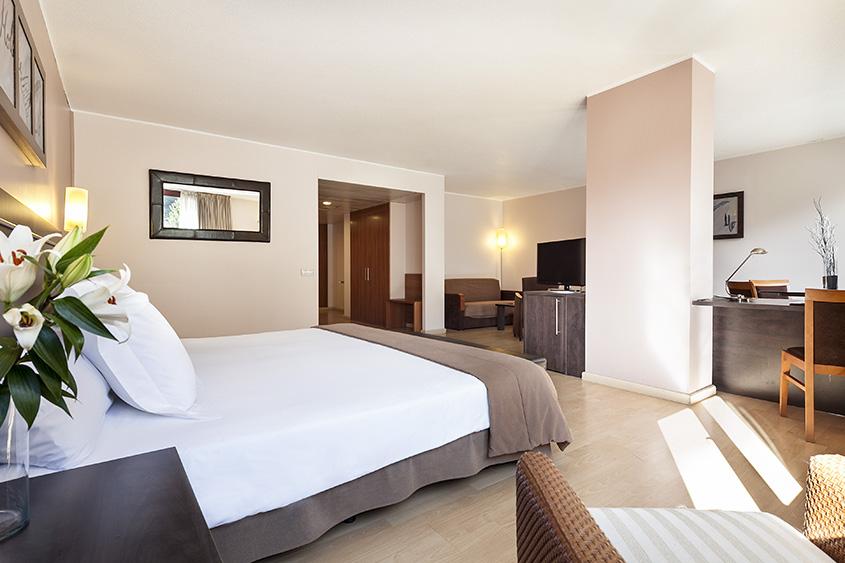 Habitaciones  Hotel Acta Arthotel Andorra