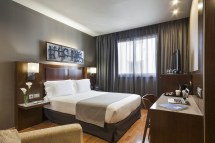 Hotel Acta Atrium Palace En El Centro De Barcelona