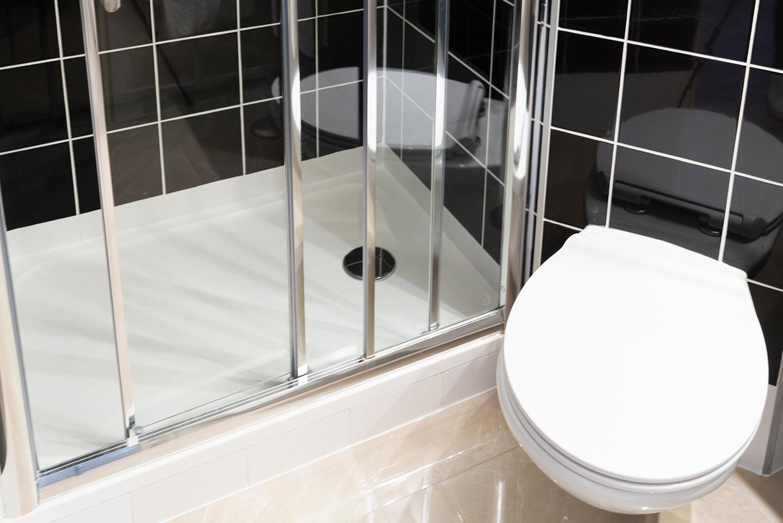 Hôtel Bagatelle Goussainville - Salle de bain privative
