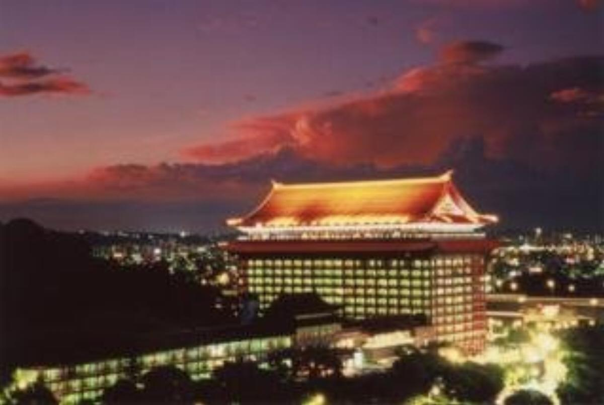 The Grand Hotel Hotel. Taipei. Taiwan - overview