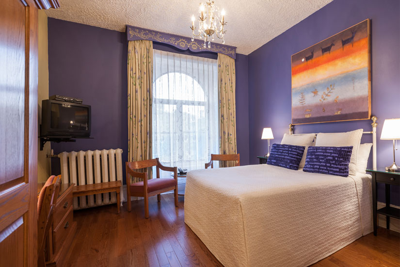 chambre standard lit double