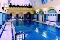Schwimmbad & Sauna - Hotel Christophorus Berlin-Spandau