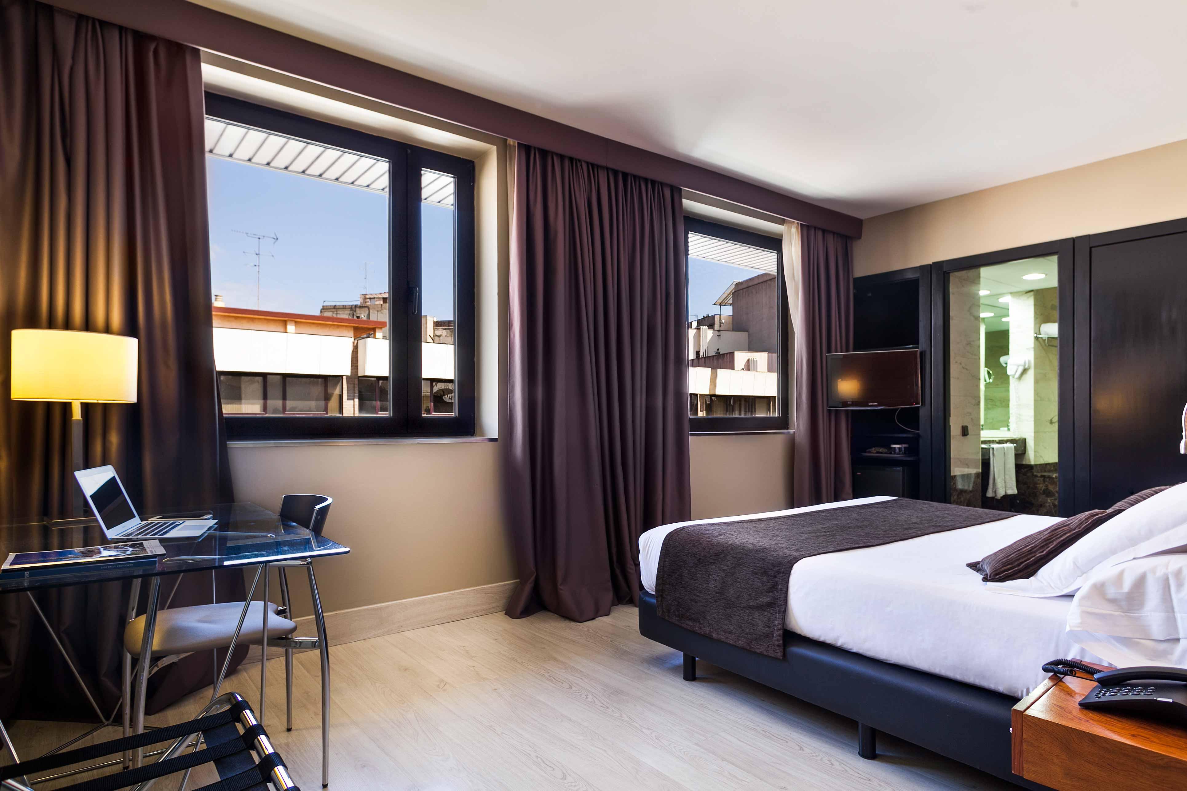 Hotel Acta City47  Hotel at Barcelona Sants Station