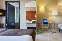 Habitaciones Hotel Acta City47