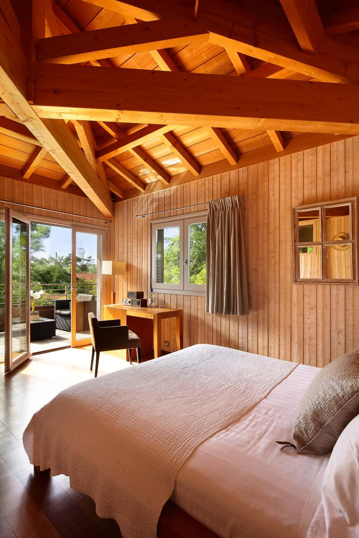 Chambres Cosy  Hotel 4 toiles Cap Ferret  Hotel Luxe Arcachon