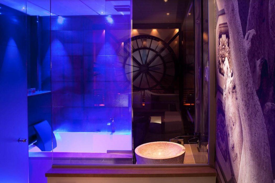 Top 10 des htels avec jacuzzi privatif  Le blog de Hotel Design Secret de Paris