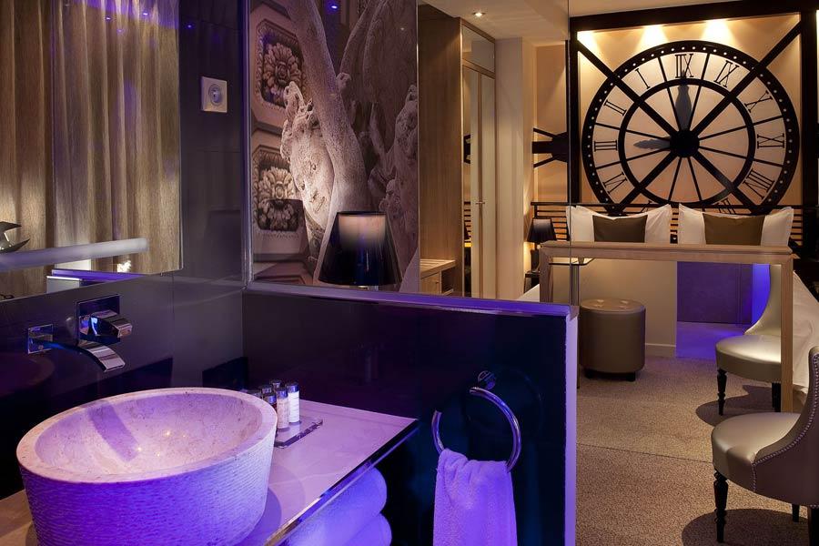 SERVICES ET QUIPEMENTS Muse DOrsay Hotel Design