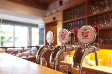 Genießen im Hotel Gasthof Falkenstein in Ried am Wolfgangsee im Salzkammergut © cf-photographie