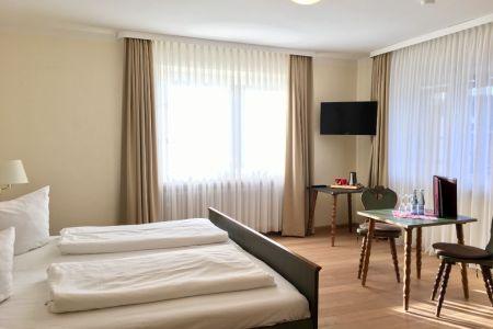 Zimmeransicht Doppelzimmer Harz