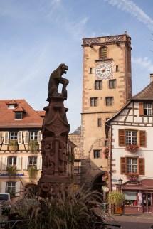 Hotel De La Tour In Ribeauville Alsace