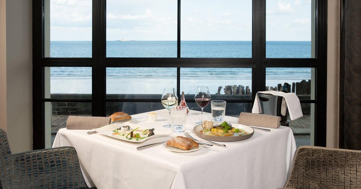 Menu Du Restaurant Les 7 Mers Saint Malo