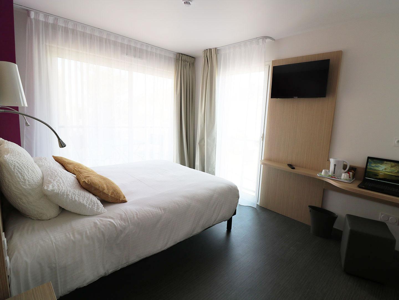 Hôtel Le Virevent Saint Raphaël - Chambre 206 - 3