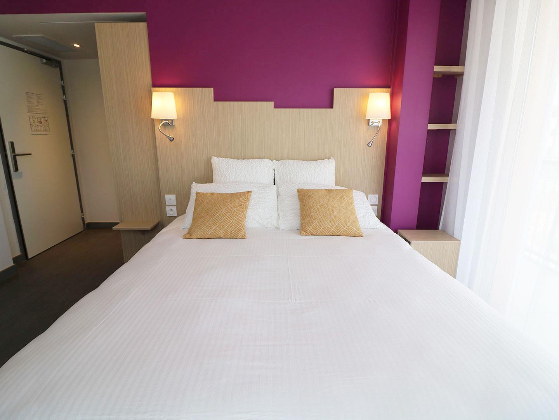 Hôtel Le Virevent Saint Raphaël - Chambre 206 - 5