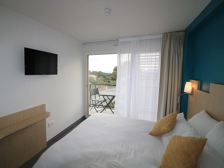 Hôtel Le Virevent Saint Raphaël - Chambre 301 - 3
