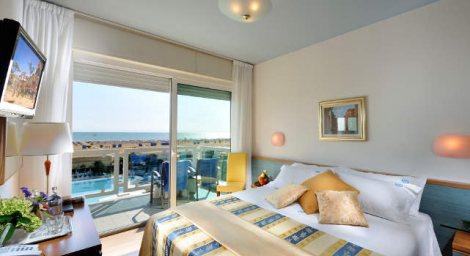 Camere  Majestic Beach Hotel  Bibione spiaggia