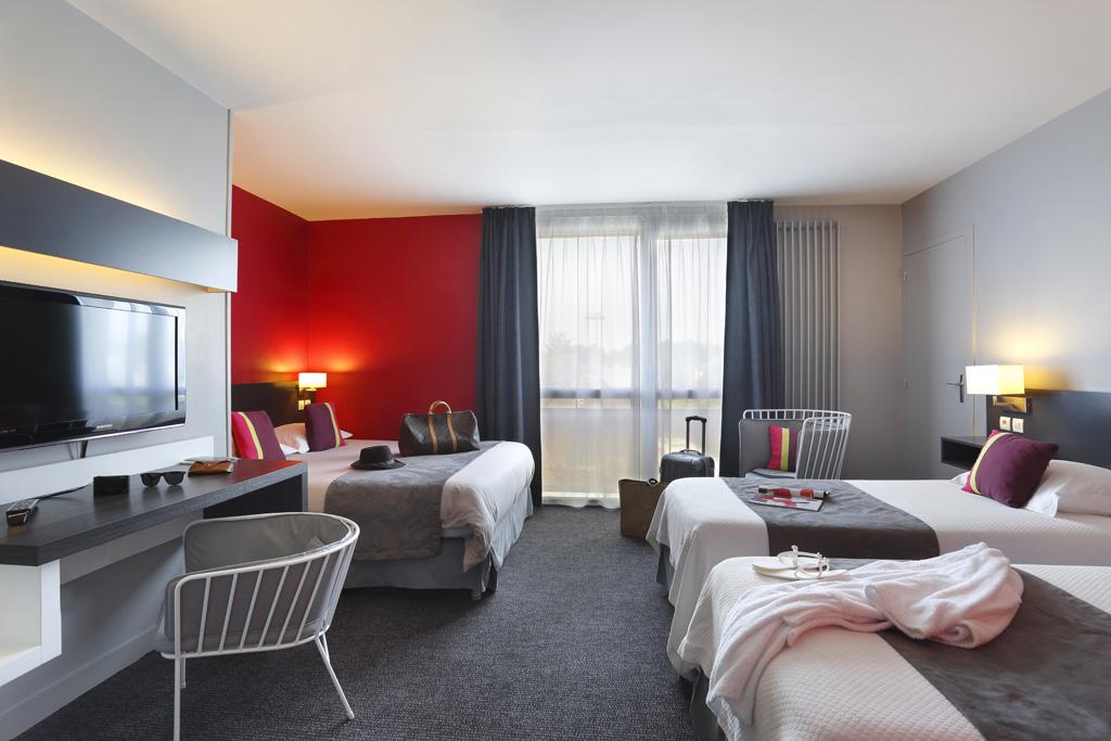 Les Chambres  Altos Hotel  Spa Mont SaintMichel