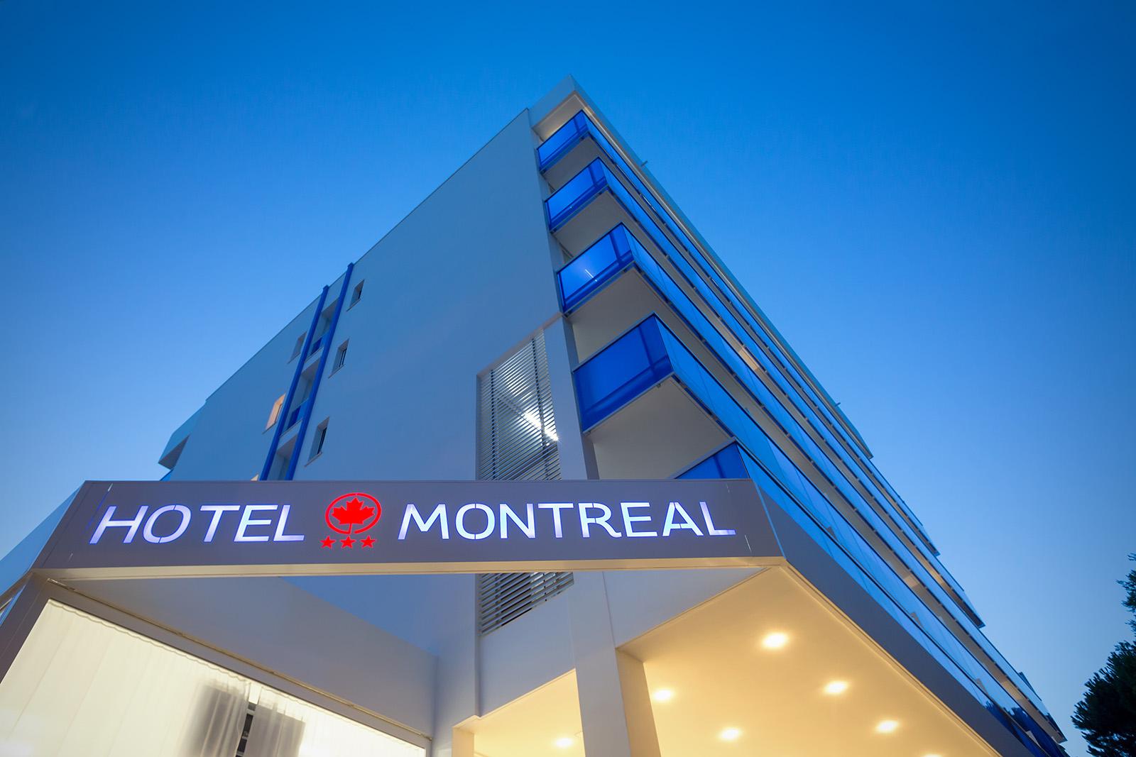 Alcune fotografie dellHotel in centro a Bibione  Hotel Montreal Bibione