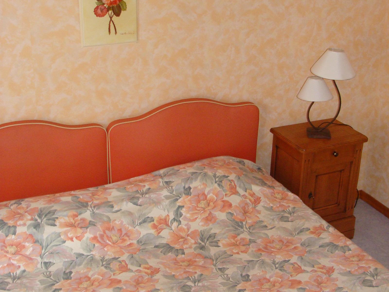 Chambre double – Maisonnette du Puits de l'hôtel du Nord – Restaurant Saint-Georges