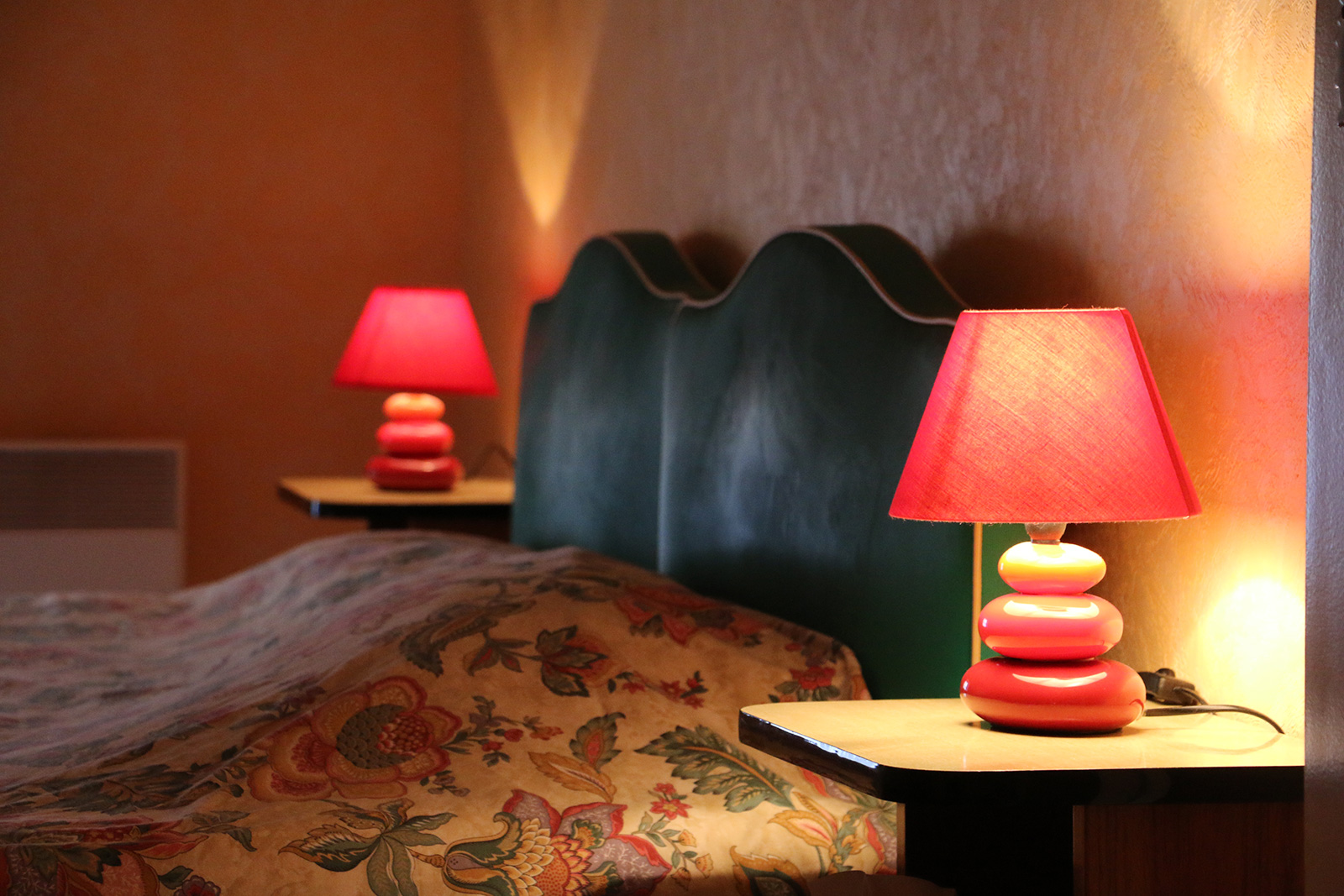 Chambre double – Maisonnette de l'hôtel du Nord – Restaurant Saint-Georges