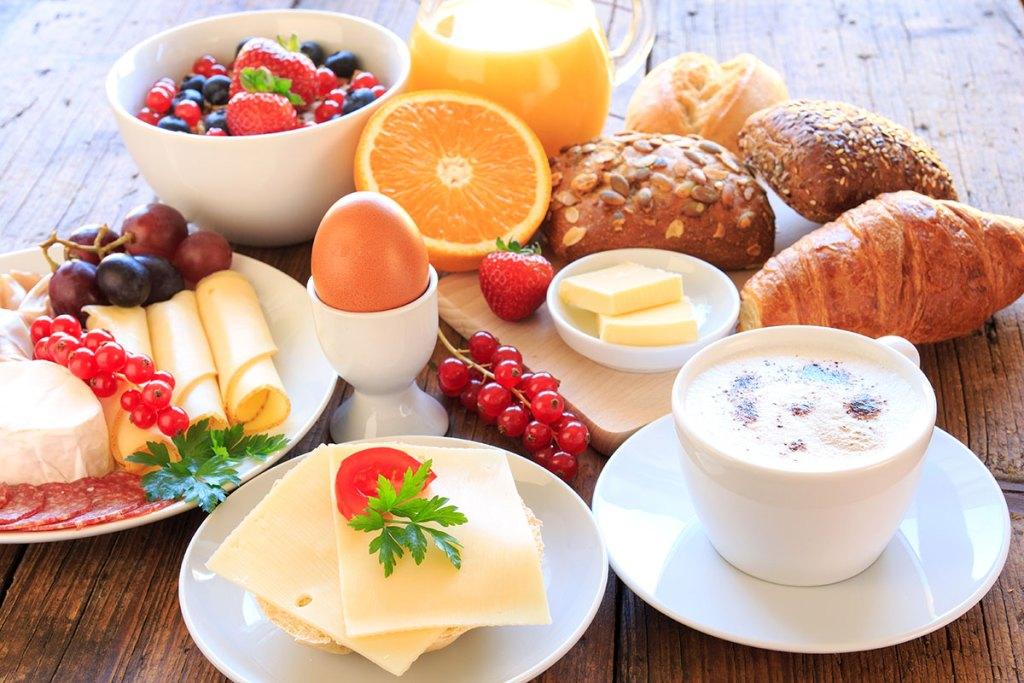Frühstück in Bernkastel