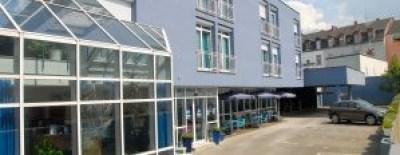 Paulin Hotel Trier Außenansicht