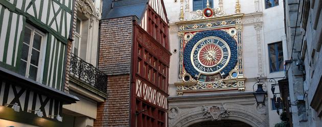 Idées pour trouver un hôtel pas cher à Rouen