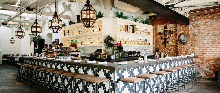 Découvrez les restaurants de West Hollywood qui sont l'honneur dans le premier guide Michelin 2019 dédiée à la Californie