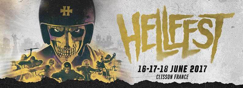 Hôtel Festival Hellfest 2017