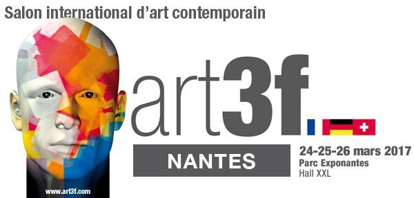 Hôtel Salon D'art Contemporain ART3F Nantes