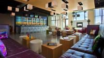 Aloft Hotel Room Denver Colorado
