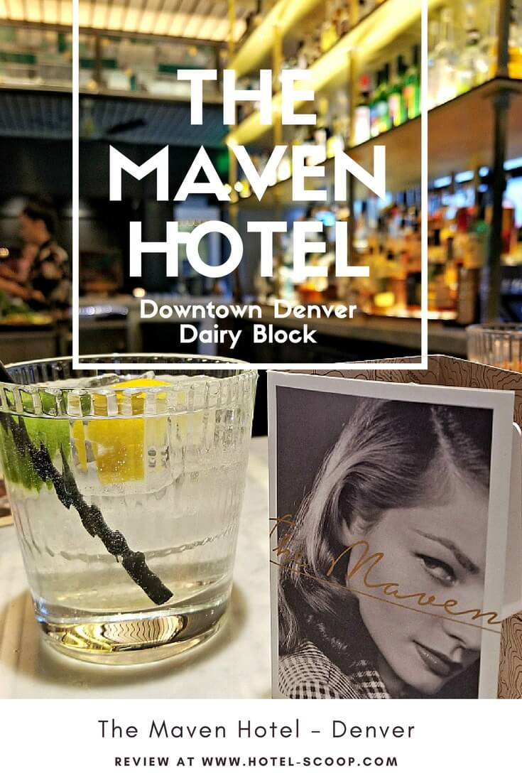 Chic Boutique At The Maven Hotel In Downtown Denver