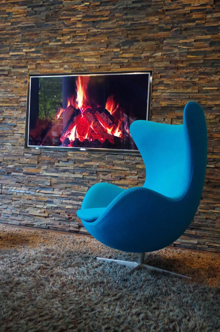 Motel One Sessel  Egg Chair Ei von Arne Jacobsen