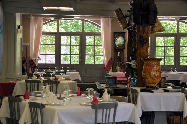 Restaurant la Terrasse à Viellevie