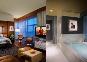 Hot Tub suite in Seminole Hard Rock Hotel and Casino Tampa
