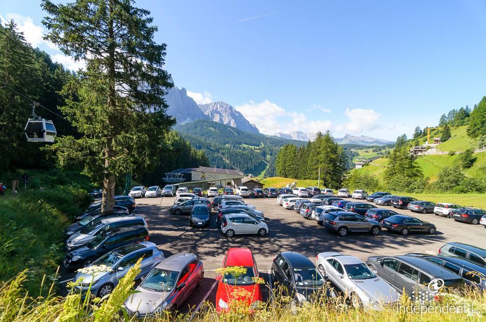 Cabinovia Col Raiser  Alto Adige per tutti