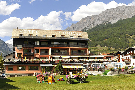 Lhotel Funivia a Bormio  3 stelle