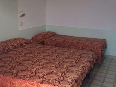 Camere hotel adriana bellaria