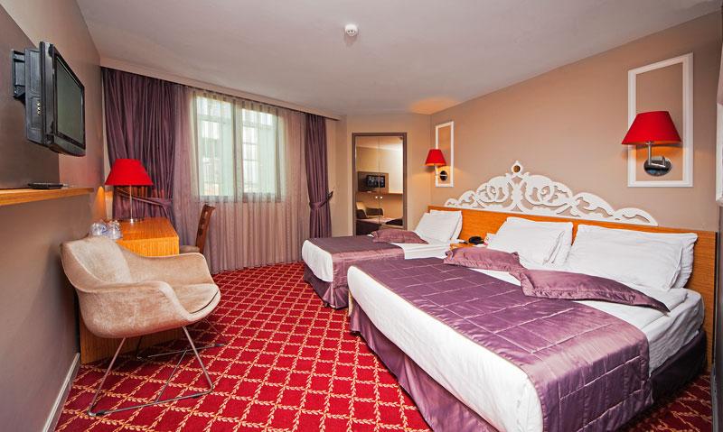 Standart Double Room  All Seasons Hotel Istanbul  Best