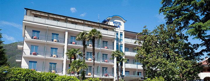 Hotel a Baveno sul Lago Maggiore