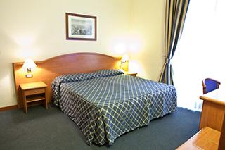 amadeus hotel room rome