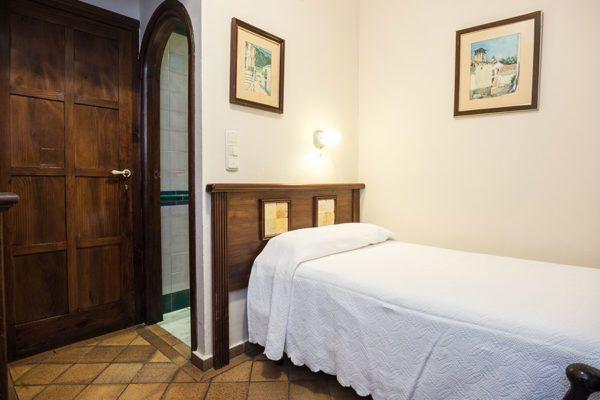 Habitacin Individual Petite  Hotel America Granada