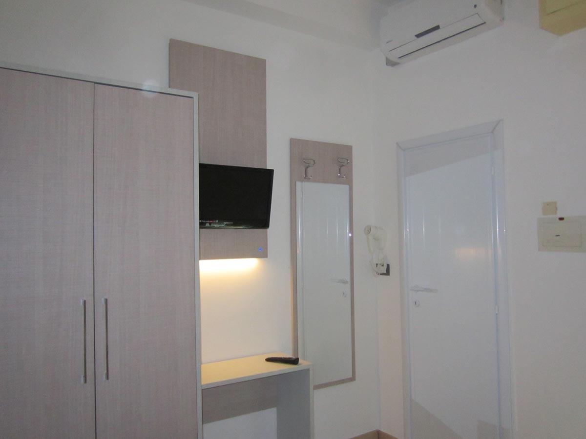Camere Hotel 3 Stelle Merebello di Rimini