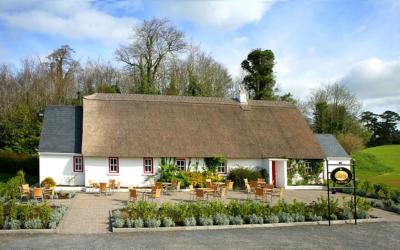 Cottage Reopens at Ashford Castle