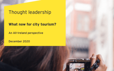 EY: City Tourism More Adversely Affected By COVID-19 Than Regional Tourism