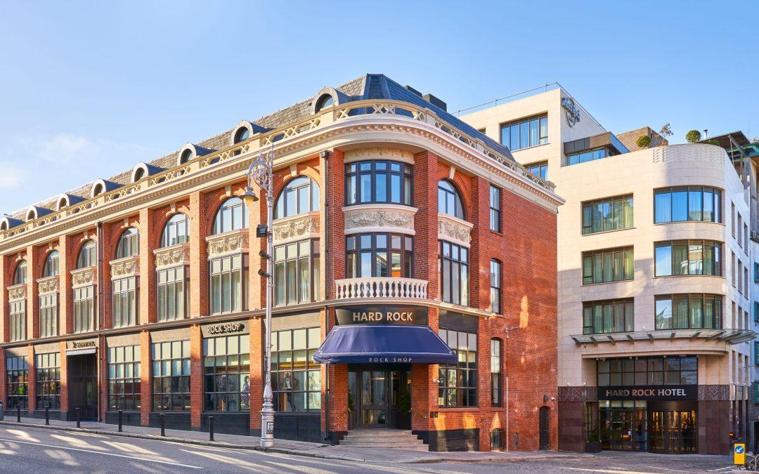 Ireland's first Hard Rock Hotel