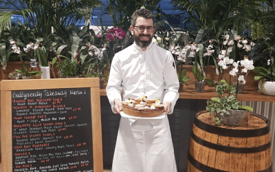 Head Executive Chef recently joined the Ballyseedy Group