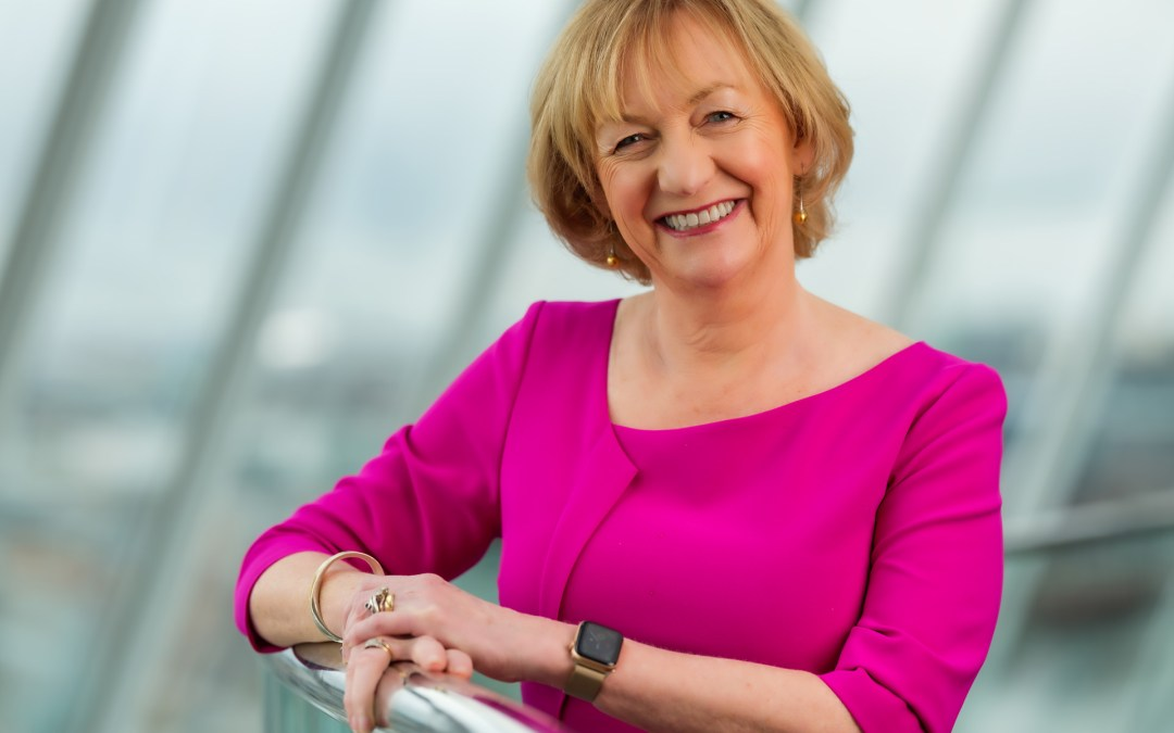 Convention Centre appoints new Chairperson