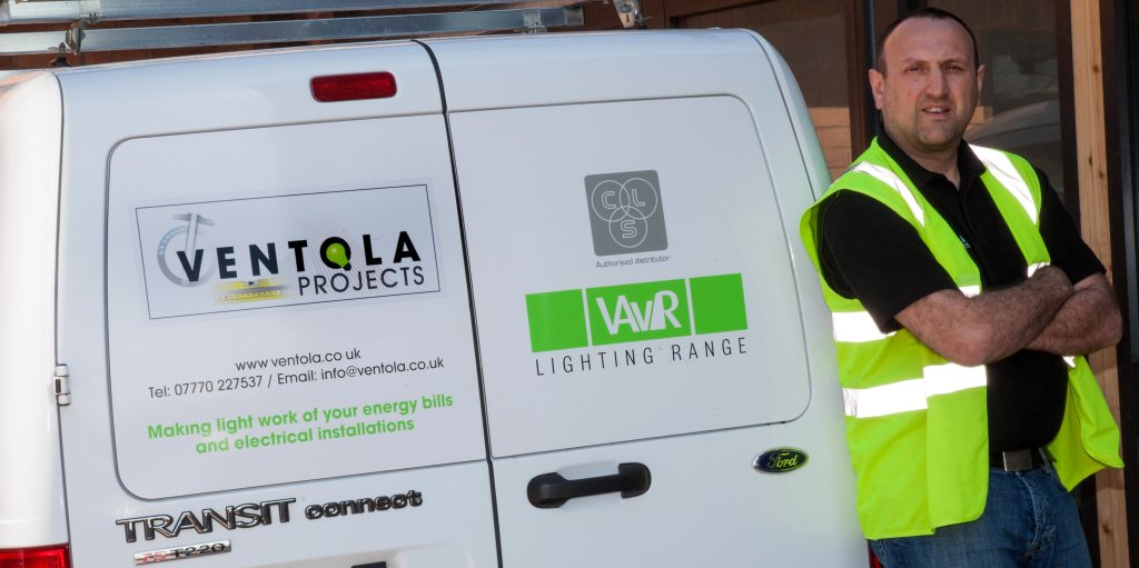 Ventola shines a light on Maples Lanes rebuild